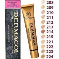Kem che khuyết điểm Dermacol Make-up cover 30g