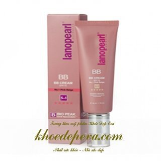 Kem che khuyết điểm Lanopearl BB Cream SPF15