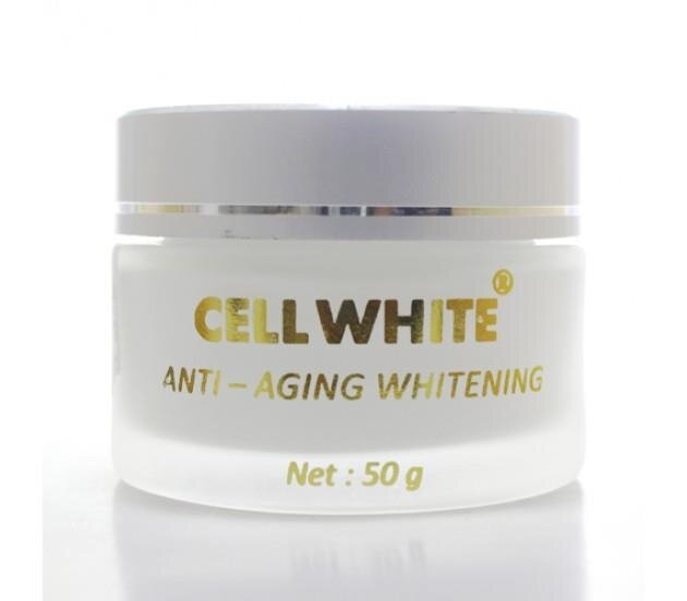 Kem chống lão hóa Cell White Anti Aging Whitening