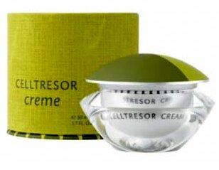 Kem chống lão hóa da xóa nhăn cung cấp Collagen Celltresor Creme DR piller