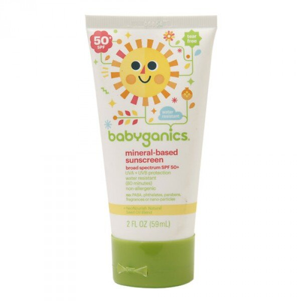 Kem chống nắng Babyganics Mineral-Based Sunscreen