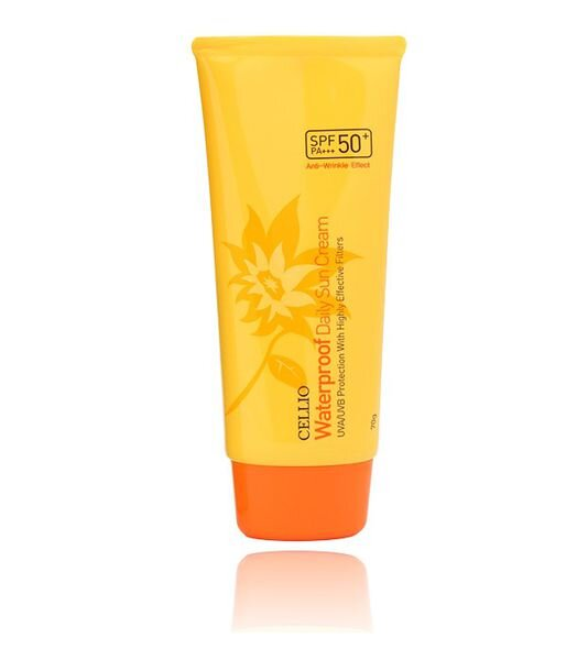 Kem chống nắng Cellio Waterproof Daily Sun Cream SPF50 PA+++