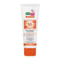 Kem chống nắng cho da mặt Sebamed Sun Care Multi Protect Sun Cream SPF 50+ Without Perfume 10ml