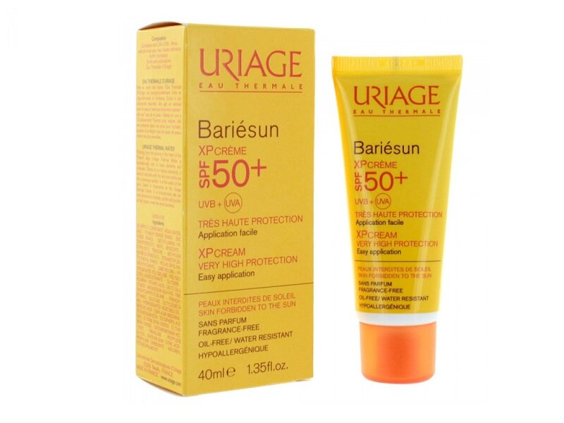 Kem chống nắng cho da nhạy cảm Uriage Bariesun SPF50+ 50ml