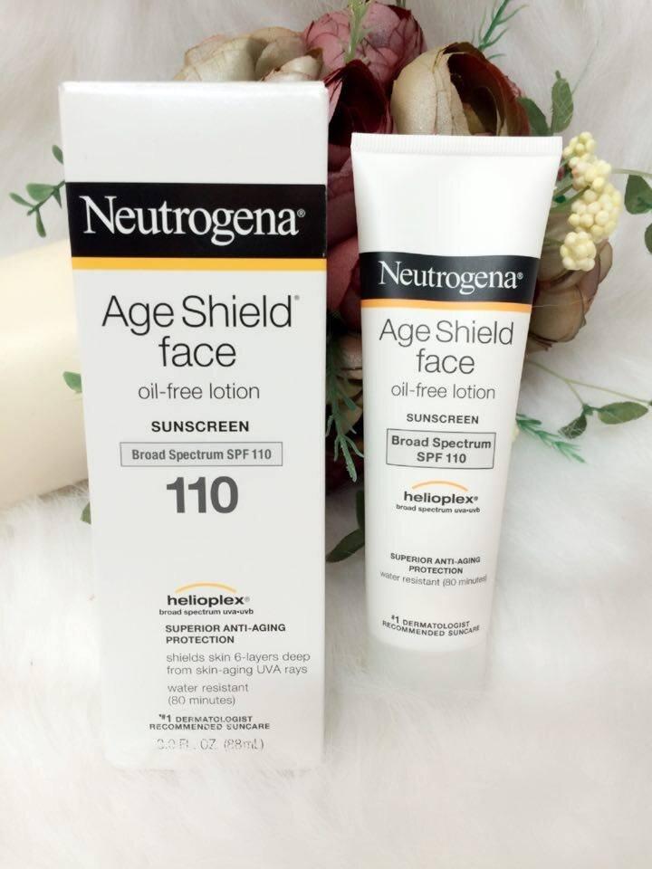 Kem chống nắng chống lão hóa Neutrogena SPF 110