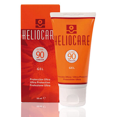Kem chống nắng dạng gel Heliocare Gel SPF 90