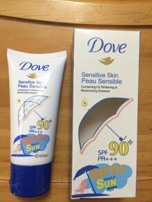 Kem chống nắng Dove SPF90