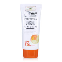 Kem chống nắng dưỡng da Benew Perfection Sunblock Cream SPF50+ PA+++ 50ml