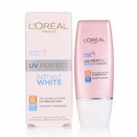 Kem Chống Nắng Dưỡng Da Trắng Sáng Tức Thì L'Oréal UV Perfect SPF50/PA+++ 30ml