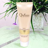 Kem chống nắng dưỡng trắng da, bổ sung Collagen SPF 50 PA++ Queenie 50g