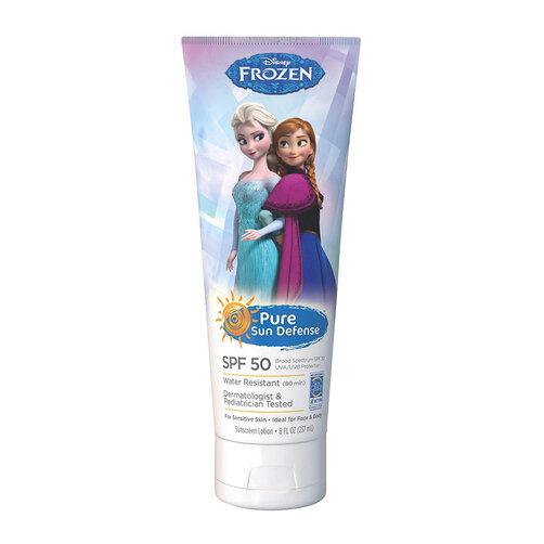 Kem chống nắng Frozen Disney USA 237ml