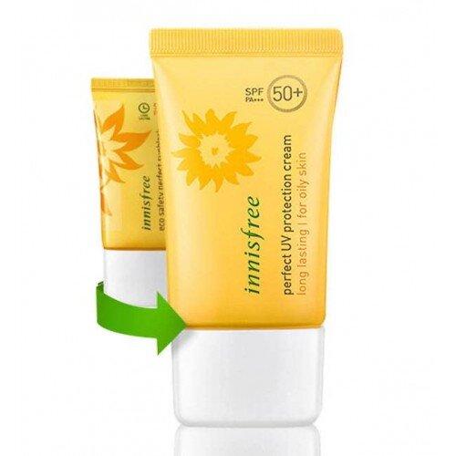 Kem chống nắng Innisfree Perfect UV Protection Cream Long lasting 50ml