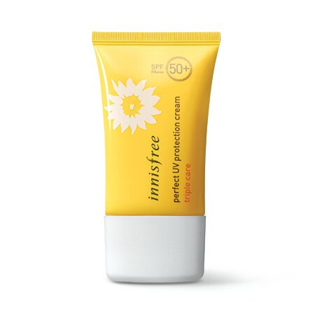 Kem chống nắng Innisfree Perfect UV Protection Cream Triple Care (50ml)