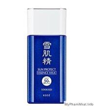 Kem chống nắng Kose Sekkisei Sun Protect Milk SPF50 60g