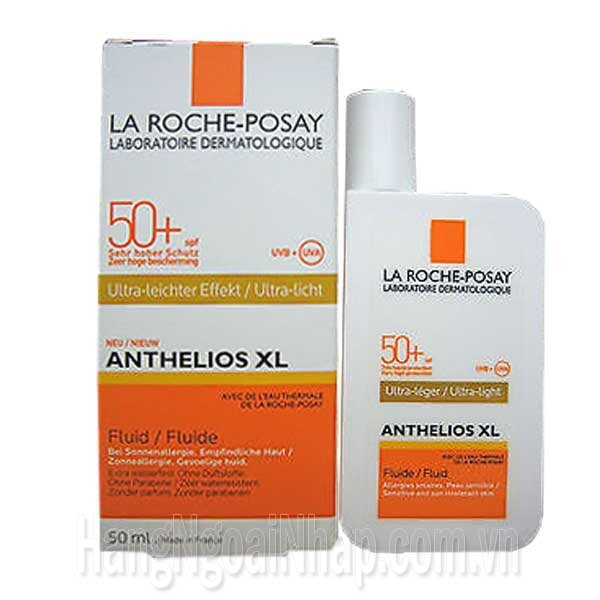 Kem chống nắng La Roche-Posay Comfort Anthelios XL