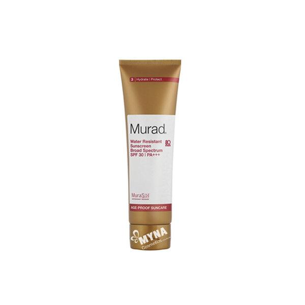 Kem chống nắng Murad Water Resistant Sunscreen Broad Spectrum SPF 30 / Pa+++ 130ml