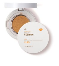 Kem chống nắng Natural Sun ECO Smart Cushion Sun Cover SPF50 - TheFaceShop