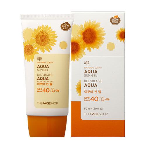 Kem Chống Nắng Natural Sun Aqua Sun Gel