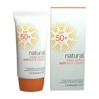 Kem Chống Nắng Natural Triple Action Sunblock Cream