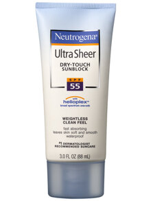 Kem chống nắng Neutrogena Ultra Sheer Dry Touch Sunblock SPF 55