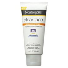 Kem chống nắng Neutrogena Clear Face Sunscreen SPF55