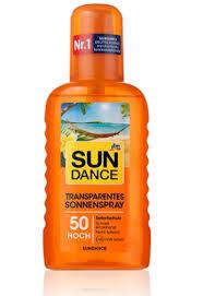 Kem chống nắng Sundance - dạng nước, 200ml