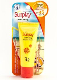 Kem chống nắng Sunplay Out Going SPF45/PA++ 30g