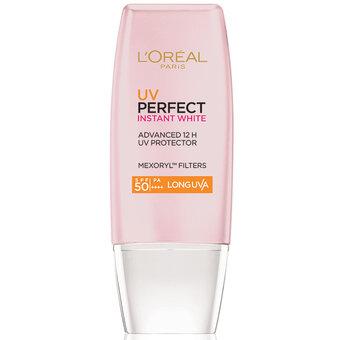 Kem chống nắng trắng da L'Oreal UV Perfect Instant White SPF50 PA+++ 30ml