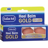 Kem đặc trị nứt nẻ gót chân Eulactol Heel Balm Gold 60ml