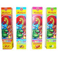 Kem đánh răng hương trái cây Raiya - 75g