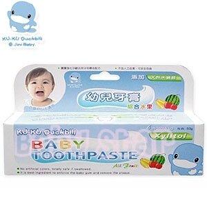 Kem đánh răng hương trái cây Kuku KU1052