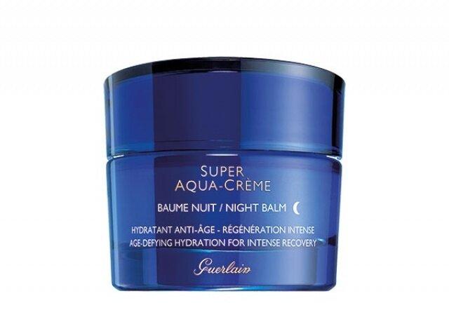 Kem đêm dưỡng ẩm, phục hồi da Guerlain Super Aqua-Crème Night Balm 50ml