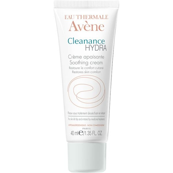 Kem dưỡng ẩm Avene Cleanance Hydra Soothing Cream 40ml
