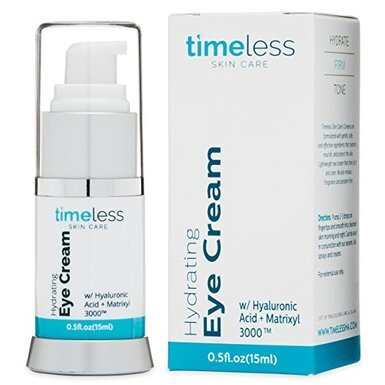 Kem dưỡng ẩm chống lão hóa vùng da mắt Hydrating Eye Cream Timeless 15ml