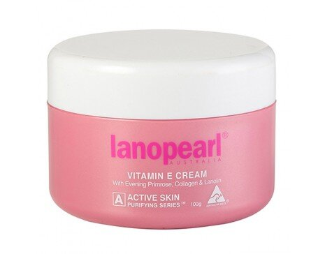 Kem dưỡng ẩm chống lão hóa Lanopearl Vitamin E Cream 100ml