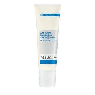Kem dưỡng ẩm chống nắng & chống lão hóa Murad Anti-Aging Moisturizer SPF20 | PA++ 50ml