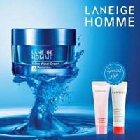Kem dưỡng ẩm da dành cho nam Laneige Active Water Cream 50ml