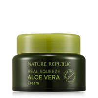 Kem dưỡng ẩm lô hội Nature Republic Real Squeeze Aloe Vera Cream 50ml