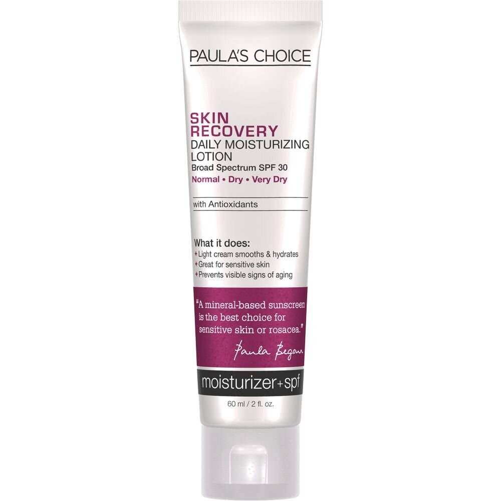 Kem dưỡng ẩm phục hồi da chống oxy hóa Paula's Choice Skin Recovery Daily Moisturizing Lotion SPF 30 60ml