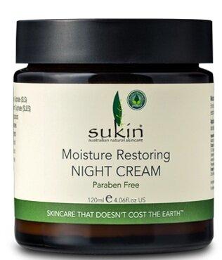 Kem dưỡng ẩm Sukin Moisture Restoring 120ml
