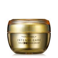 Kem dưỡng cao cấp từ vàng và nhớt ốc sên Tonymoly Intense Care Gold 24K