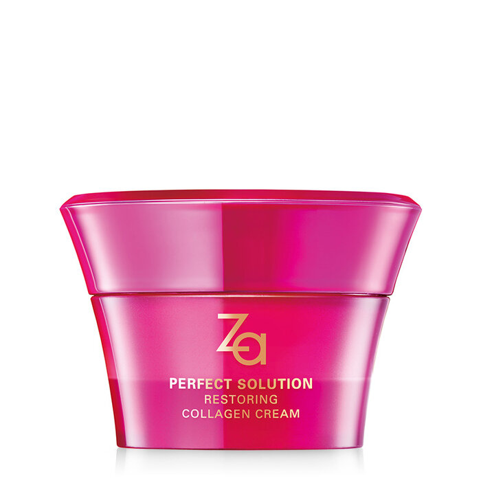 Kem dưỡng chống lão hóa Perfect Solution Restoring Collagen Cream 40g