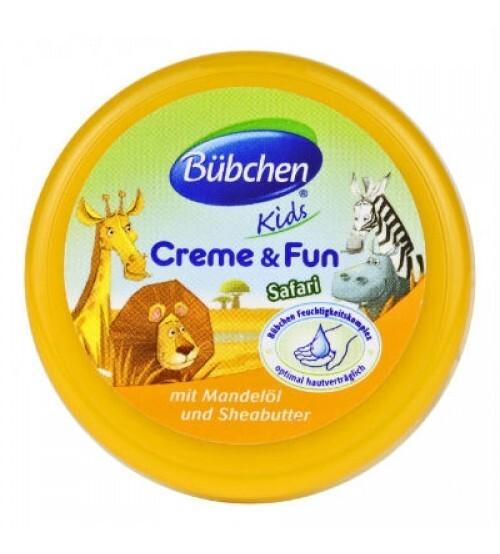 Kem dưỡng da Bubchen safari 20ml