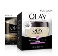 Kem dưỡng da chống lão hóa Olay Total Effects Night 48g