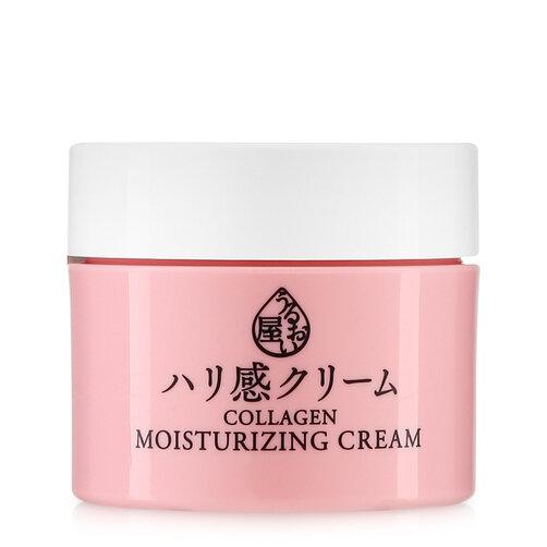 Kem dưỡng da ngăn ngừa lão hóa Naris Uruoi Collagen Moisturizing Cream 48g