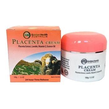 Kem dưỡng da nhau thai cừu Golden Health Placenta Cream - 100 g