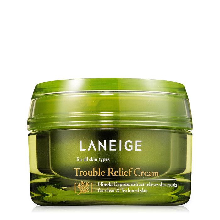 Kem dưỡng da nhạy cảm Laneige Trouble Relief Cream 50ml