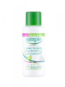 Kem dưỡng da Simple Kind To Skin Hydrating Light Moisturiser 125ml