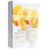 Kem dưỡng da tay chiết xuất chanh 3W Clinic Lemon Hand Cream 100ml