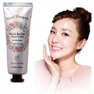 Kem Dưỡng Da Tay Hand Bouquet Rich Butter Hand Cream